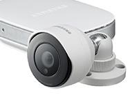 Soluții de supraveghere video Samsung