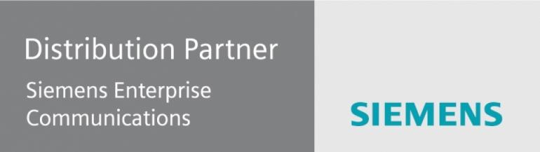 Am devenit distribuitor național pentru produsele telecom Siemens